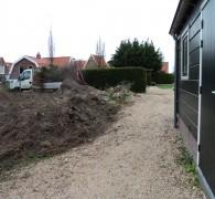 Aanleg en Uitbreiding van begraafplaatsen